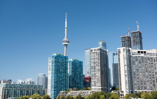I want to buy a Toronto Condo